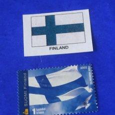 Sellos: FINLANDIA G2. Lote 210323152