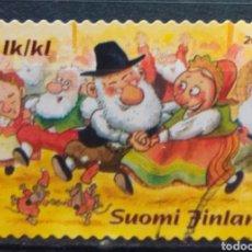 Timbres: FINLANDIA 2005 NAVIDAD SELLO USADO. Lote 214218361