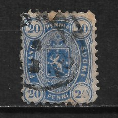 Timbres: FINLANDIA 1875 SC# 21 20P ULTRA 3.75 - 18/12. Lote 215146842
