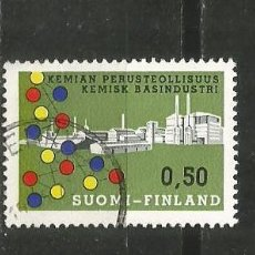 Timbres: FINLANDIA YVERT NUM. 635 USADO. Lote 219647313
