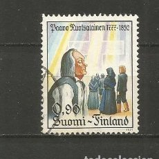 Timbres: FINLANDIA YVERT NUM. 777 USADO. Lote 219697013