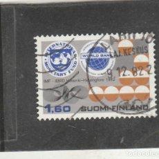 Sellos: FINLANDIA 1982 - YVERT NRO. 863 - USADO -. Lote 220484281