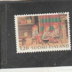 Sellos: FINLANDIA 1982 - YVERT NRO. 881 - USADO -. Lote 220484368