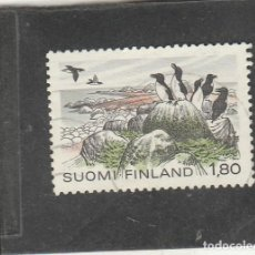 Sellos: FINLANDIA 1983 - YVERT NRO. 884 - USADO -. Lote 220484485