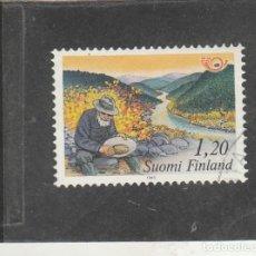Sellos: FINLANDIA 1983 - YVERT NRO. 886 - USADO -. Lote 220484548