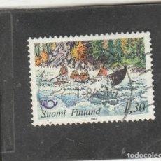 Sellos: FINLANDIA 1983 - YVERT NRO. 887 - USADO -. Lote 220484576