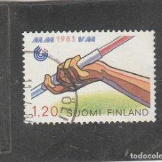 Sellos: FINLANDIA 1983 - YVERT NRO. 893 - USADO -. Lote 220484678