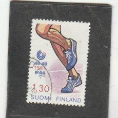 Sellos: FINLANDIA 1983 - YVERT NRO. 894 - USADO -. Lote 220484712