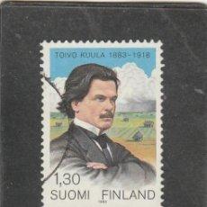 Sellos: FINLANDIA 1983 - YVERT NRO. 895 - USADO -. Lote 220484753