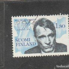 Sellos: FINLANDIA 1983 - YVERT NRO. 901 - USADO -. Lote 220484900
