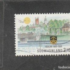 Sellos: FINLANDIA 1991 - YVERT NRO. 1122 - USADO -. Lote 220484943