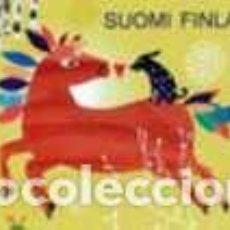 Sellos: SELLO USADO DE FINLANDIA YT 2398. Lote 221562023