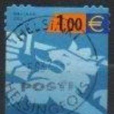 Sellos: SELLO USADO DE FINLANDIA YT 1557. Lote 221562190