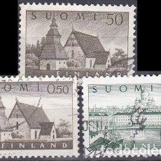 Sellos: LOTE DE SELLOS - FINLANDIA - (AHORRA EN PORTES, COMPRA MAS). Lote 221906823