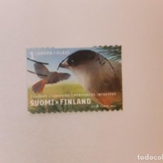 Sellos: FINLANDIA SELLO USADO. Lote 222324437