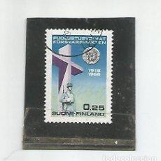 Sellos: FINLANDIA 1968 - YVERT NRO. 612 - USADO -. Lote 224120896
