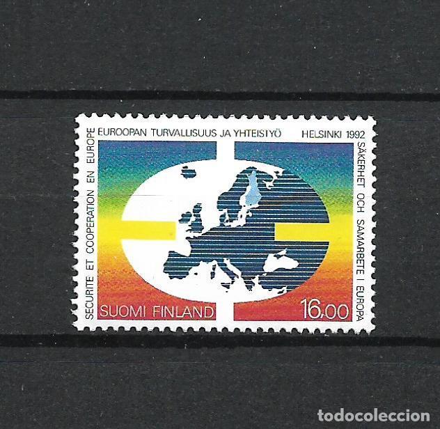 FINLANDIA 1992 SERIE COMPLETA ** MNH - 1/3 (Sellos - Extranjero - Europa - Finlandia)