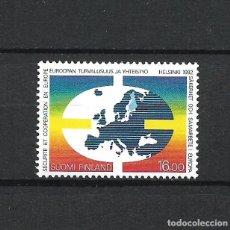 Sellos: FINLANDIA 1992 SERIE COMPLETA ** MNH - 1/3. Lote 226744690