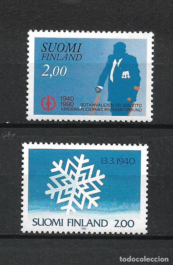FINLANDIA 1990 SERIE COMPLETA ** MNH - 1/3 (Sellos - Extranjero - Europa - Finlandia)