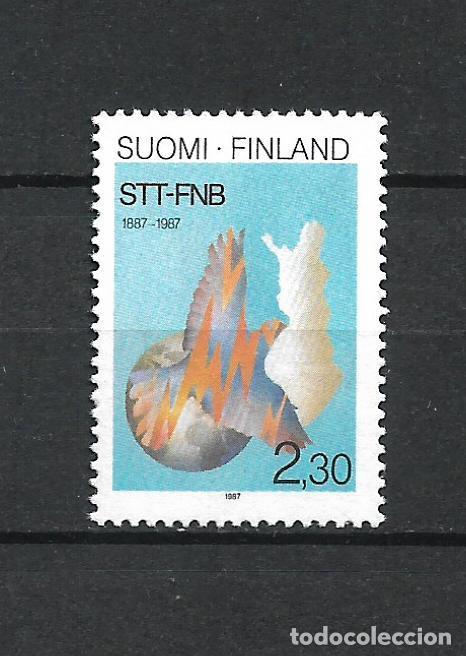 FINLANDIA 1987 SERIE COMPLETA ** MNH - 1/3 (Sellos - Extranjero - Europa - Finlandia)