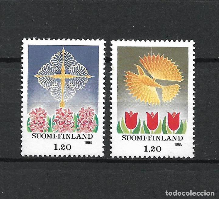 FINLANDIA 1985 SERIE COMPLETA ** MNH NAVIDAD - 1/3 (Sellos - Extranjero - Europa - Finlandia)