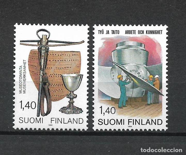 FINLANDIA 1984 SERIE COMPLETA ** MNH - 1/2 (Sellos - Extranjero - Europa - Finlandia)