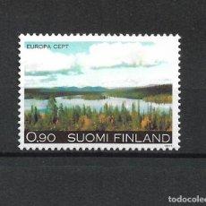 Sellos: FINLANDIA 1977 SERIE COMPLETA ** MNH EUROPA CEPT - 1/2. Lote 226745620