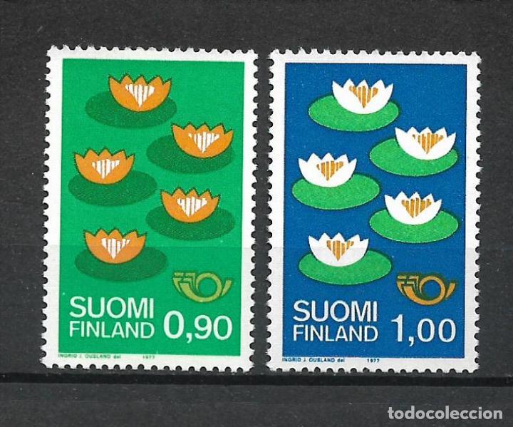 FINLANDIA 1977 SERIE COMPLETA ** MNH - 1/2 (Sellos - Extranjero - Europa - Finlandia)