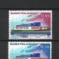 Sellos: FINLANDIA 1973 SERIE COMPLETA ** MNH - 1/2. Lote 226745851