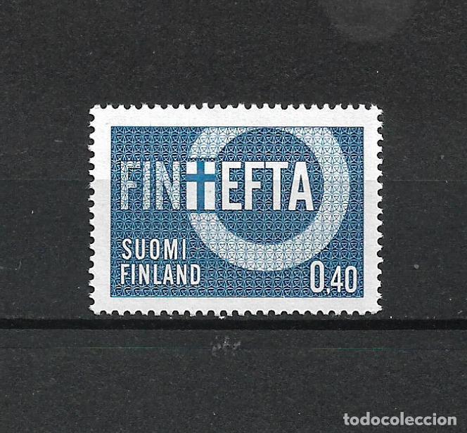FINLANDIA 1967 SERIE COMPLETA ** MNH EFTA - 1/2 (Sellos - Extranjero - Europa - Finlandia)