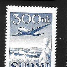 Sellos: FINLANDIA. Lote 228589760