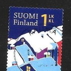 Sellos: FINLANDIA. Lote 228590085