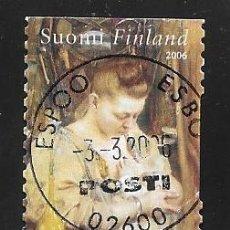 Sellos: FINLANDIA. Lote 228590140