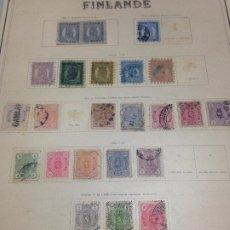 Sellos: FINLANDE. Lote 229277215