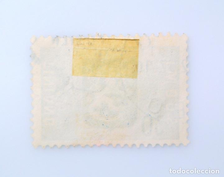 Sellos: SELLO POSTAL FINLANDIA 1957, 30 mk, 40 ANIVERSARIO INDEPENDENCIA DE FINLANDIA, USADO - Foto 2 - 229920665