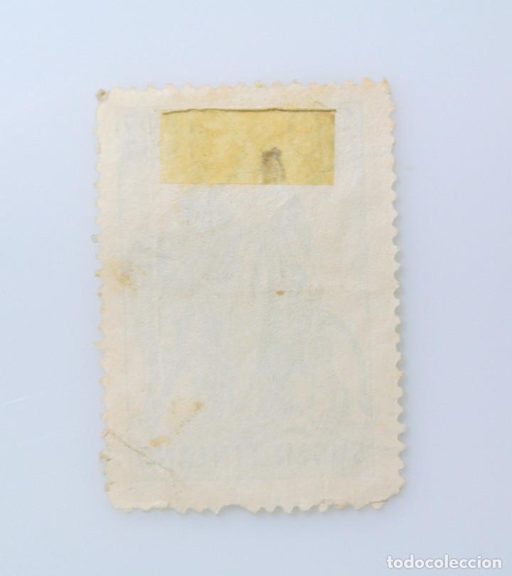 Sellos: SELLO POSTAL FINLANDIA 1957, 30 mk, 50 AÑOS DEL PARLAMENTO, ESCULTURA DE WALTER RUNEBERG, USADO - Foto 2 - 229930990