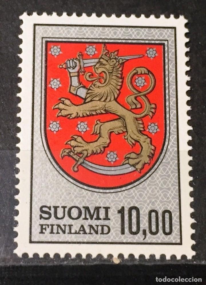 FINLANDIA, (Sellos - Extranjero - Europa - Finlandia)