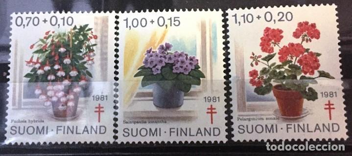 FINLANDIA, A FAVOR DE LA TUBERCULOSIS (Sellos - Extranjero - Europa - Finlandia)