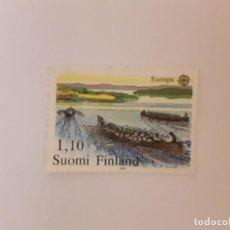 Sellos: FINLANDIA SELLO USADO. Lote 245375080
