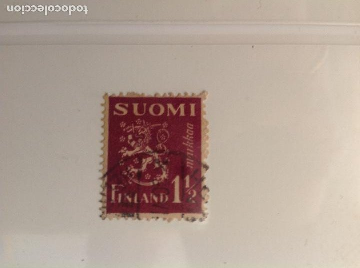 SELLOS DE FINLANDIA NUM.150 (Sellos - Extranjero - Europa - Finlandia)
