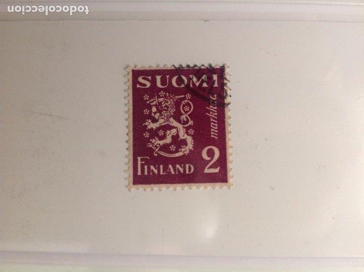 SELLOS DE FINLANDIA NUM.151A (Sellos - Extranjero - Europa - Finlandia)