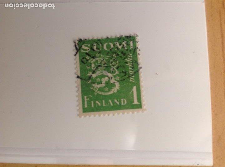 SELLOS DE FINLANDIA NUM.256 (Sellos - Extranjero - Europa - Finlandia)