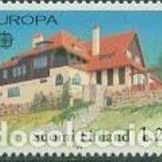 Sellos: SELLO USADO DE FINLANDIA 1978, YT 789. Lote 255412875