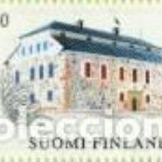 Sellos: SELLO USADO DE FINLANDIA 1982, YT 872. Lote 255413405