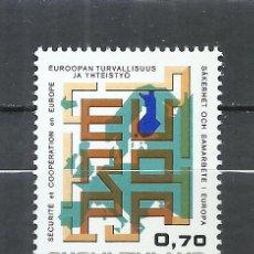Sellos: FINLANDIA - 1973 - MICHEL 726** MNH. Lote 255968270