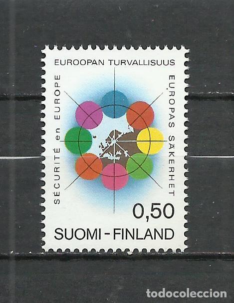 FINLANDIA - 1972 - MICHEL 715** MNH (Sellos - Extranjero - Europa - Finlandia)
