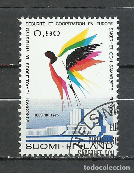 FINLANDIA - 1975 - MICHEL 770 - USADO (Sellos - Extranjero - Europa - Finlandia)