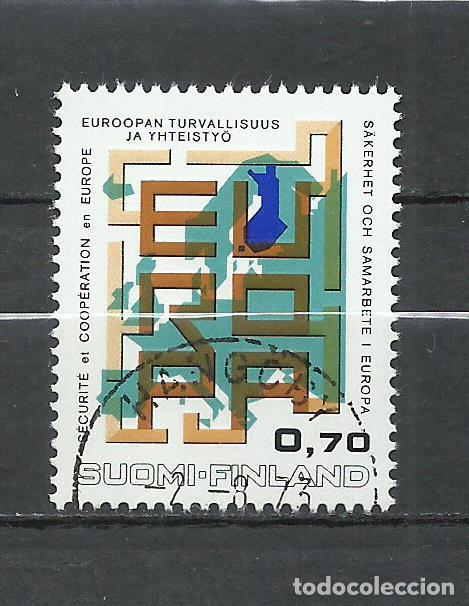 FINLANDIA - 1973 - MICHEL 726 - USADO (Sellos - Extranjero - Europa - Finlandia)