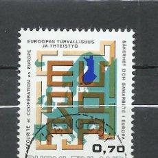 Sellos: FINLANDIA - 1973 - MICHEL 726 - USADO. Lote 255968595