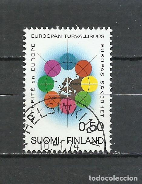 FINLANDIA - 1972 - MICHEL 715 - USADO (Sellos - Extranjero - Europa - Finlandia)
